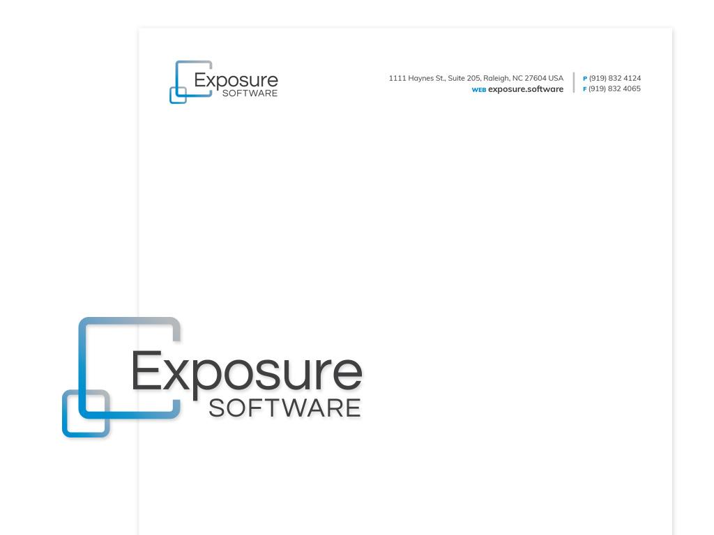 logo + letterhead