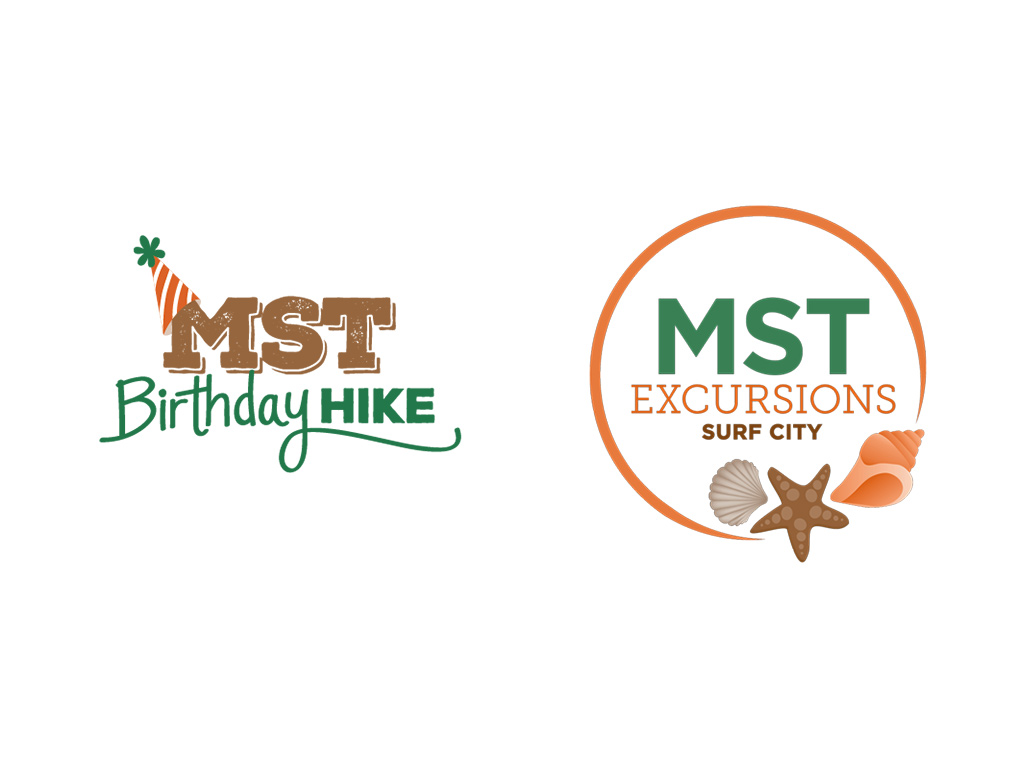 Friends of the Mountains-to-Sea Trail event logos