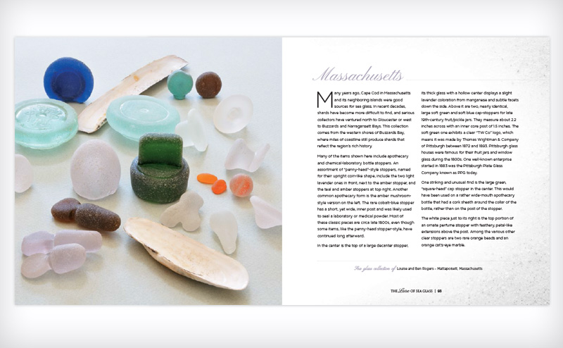 The Lure of Sea Glass