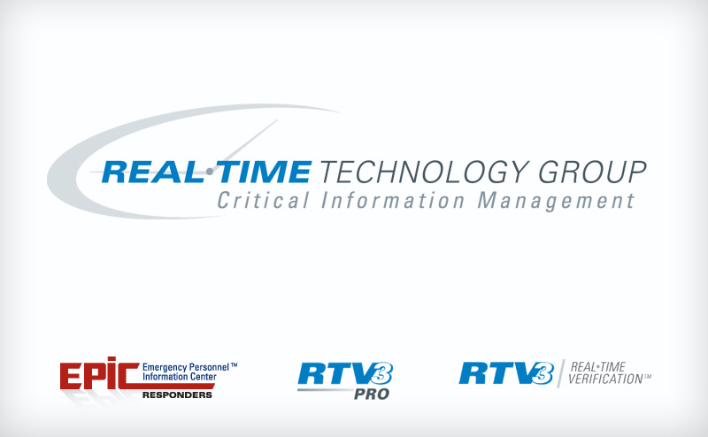 Real-Time Technology Group logos
